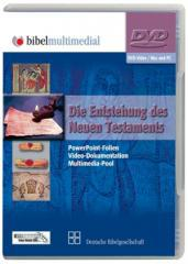 Die Entstehung des Neuen Testaments. PowerPoint-Folien, Video-Dokumentation, Multimedia-Pool